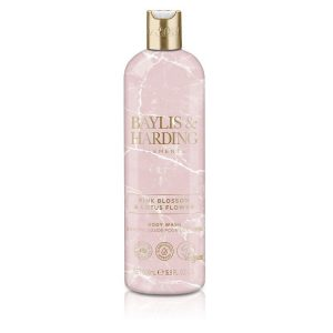 BAYLIS & HARDING Elements Pink B & Lotus Flower Body Wash 500ML