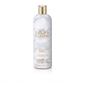 BAYLIS & HARDING Elements White Tea & Neroli Body Wash 500ML