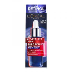 L'ORÉAL PARISLaser Renew Pure Retinol Deep Anti-Wrinkle Night Serum