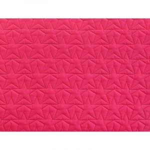 BLEECKER & LOVE Stars Neon Pink Small