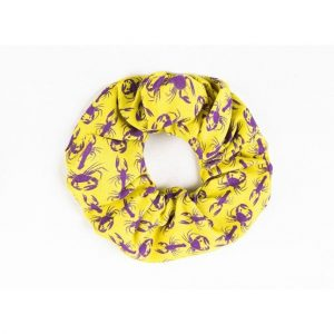 BLEECKER & LOVE Aragosta Scrunchie