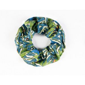 BLEECKER & LOVE Tucan Scrunchie