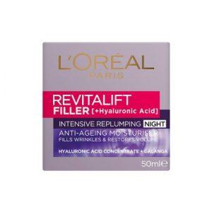 L'ORÉAL PARIS Revitalift Filler Renew Night Cream