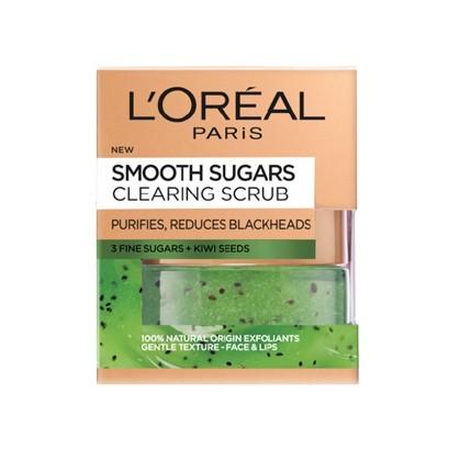 L'ORÉAL PARIS Smooth Sugars Clear Scrub