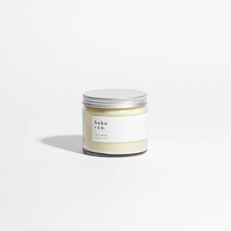 HOBO Fig & Cassis Candle 250Ml