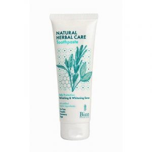 BION Natural Herbal Care Toothpaste