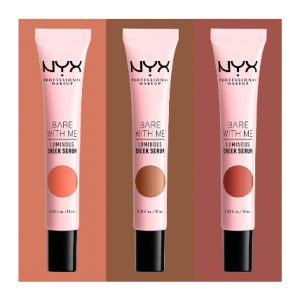 NYX PROFESSIONAL MAKEUP Bare With Me Shroombiotic Cheek Serum
