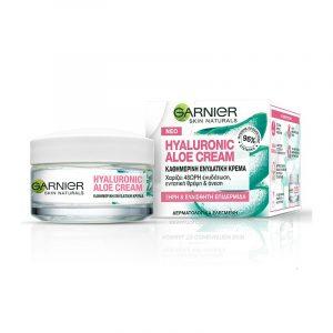 GARNIER SkinActive Hyaluronic Aloe Cream