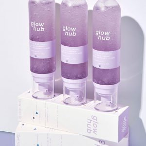 GLOW HUB Purify & Brighten Blueberry Jelly Cleanser