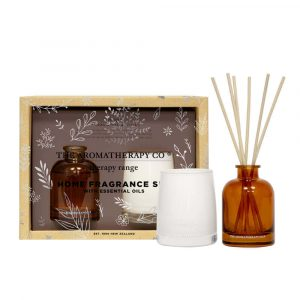 THERAPY Sandalwood Diffuser & Candle SET