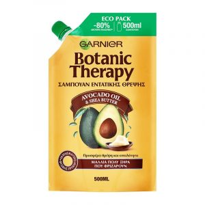 BOTANIC THERAPY Avocado/Shea Shampoo 500ml Eco Pack