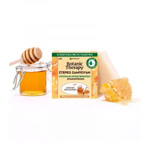 BOTANIC THERAPY Honey Solid Shampoo 60Gr