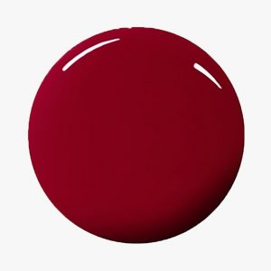 ESSIE 509Gc Paint The Gown Red