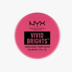 NYX PROFESSIONAL MAKEUP Vivid Brights Creme Colour