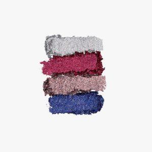 NYX PROFESSIONAL MAKEUP Glitter Goals Cream Quad Palette