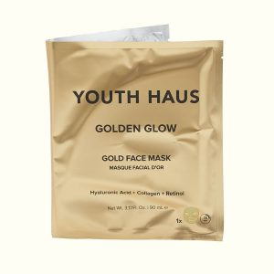 SKIN GYM 24k Gold Face Mask