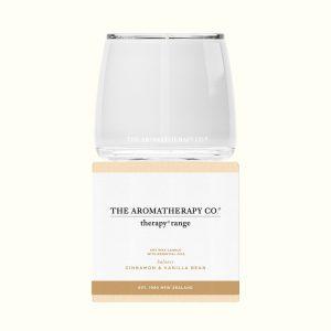 AROMATHERAPY Balance – Cinnamon & Vanilla Bean  Candle 260gm