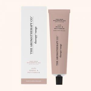 AROMATHERAPY Soothe – Peony & Petitgrain Hand cream 80ml