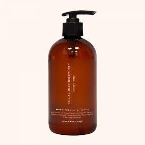 AROMATHERAPY Peony & Petitgrain  Hand & Body Wash 500ml