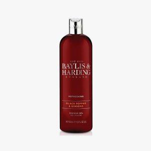 BAYLIS & HARDING Signature Black Pepper Moisturising Shower Gel  500Ml