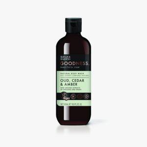BAYLIS & HARDING Goodness Oud, Cedar & Amber Body Wash  500Ml