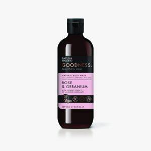 BAYLIS & HARDING Goodness Rose & Geranium Body Wash  500Ml
