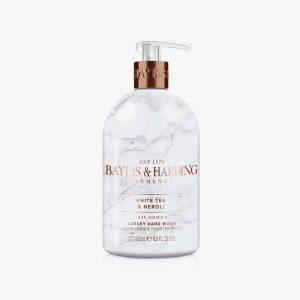 BAYLIS & HARDING Elements Hand Wash – White Tea & Neroli  500Ml