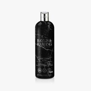 BAYLIS & HARDING Elements Dark Amber & Fig Body Wash 500ML