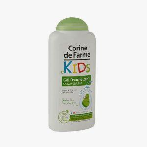 CORINE Kids Pear 2 In1  Hair&Body Gel 250Ml
