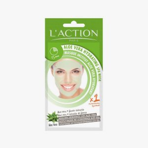 L'ACTION Aloe Vera Hydration Mask