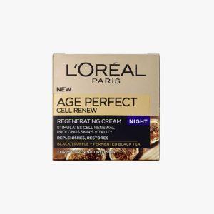 L'ORÉAL PARIS Age Perfect Cell Renew Night Cream