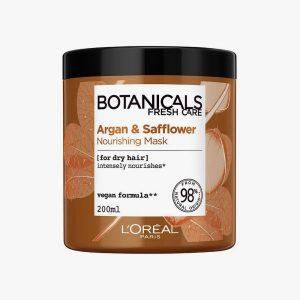 BOTANICALS Argan & Safflower Mask