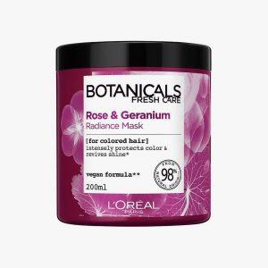 BOTANICALS Rose & Geranium Mask