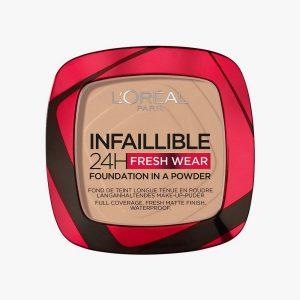 L'OREAL PARIS Infaillible 24H Fresh Wear Foundation Powder