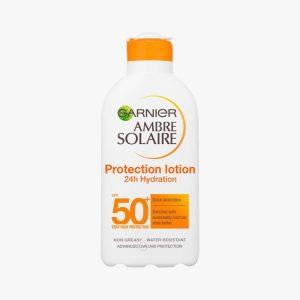 AMBRE SOLAIRE Classic Milk SPF50 200ml