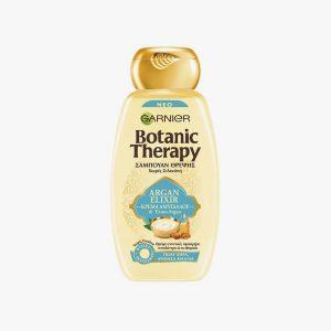 BOTANIC THERAPY Argan Elixir Shampoo 400Ml