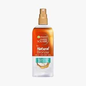 AMBRE SOLAIRE Nat. Bronzer Self Tan Dry Oil 150Ml