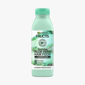 FRUCTIS Hair Food Aloe Shampoo 350Ml