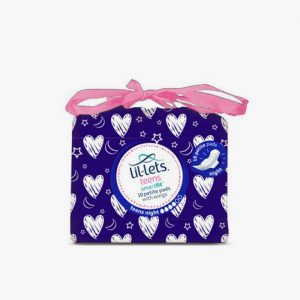 LIL-LETS Teen Night Pads X 10