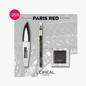 L'ORÉAL PARIS Be Red