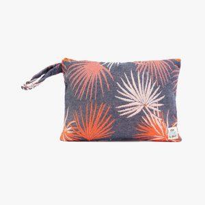 BLEECKER & LOVE Tropical Jean Bag Small