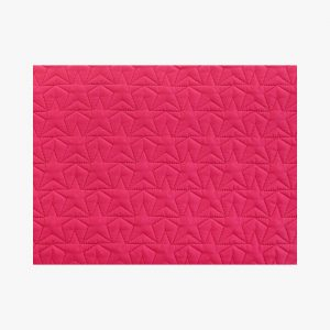 BLEECKER & LOVE Stars Neon Pink Make-up bag Small