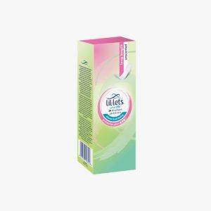 LIL-LETS Liners Protection Plus Long 30'S