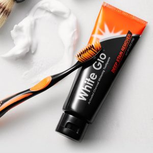 WHITEGLO Charcoal Deep Stain Remover T/Paste 100ml